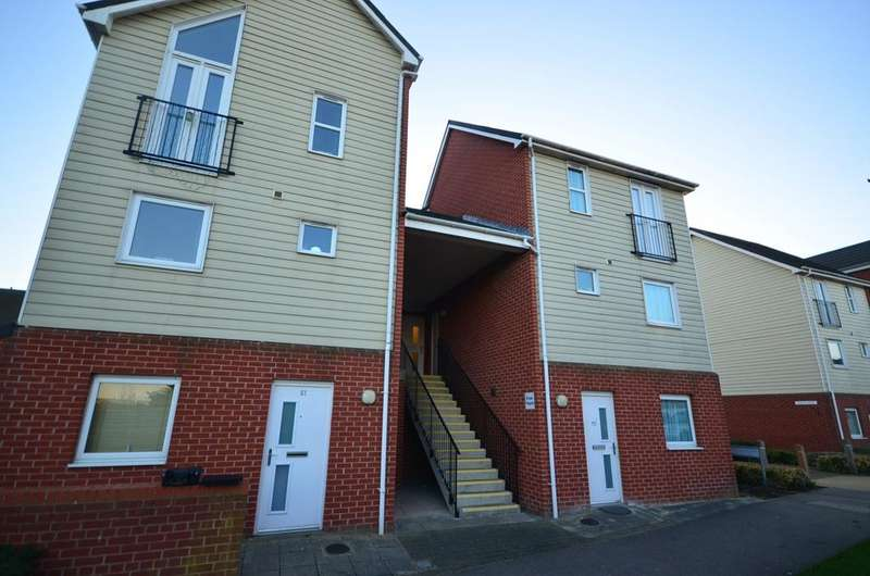 2 Bedrooms Duplex Flat for rent in Bismuth Drive Sittingbourne ME10
