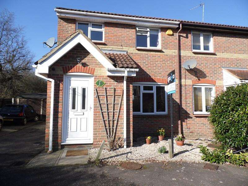 3 Bedrooms Semi Detached House for sale in Kestrel Grove, Rayleigh