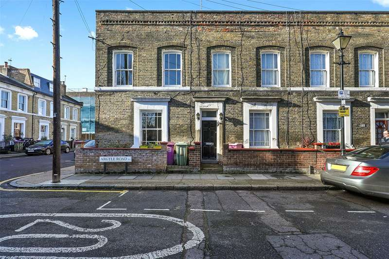 3 Bedrooms House for sale in Argyle Road, London, E1