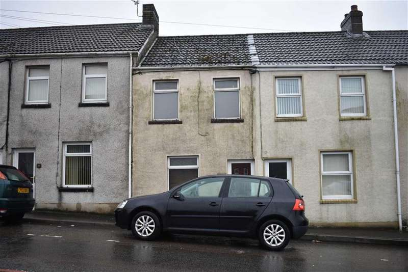 2 Bedrooms Terraced House for sale in High Street, Tumble