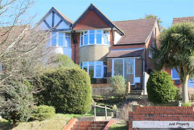 3 Bedrooms Semi Detached House for sale in St Helens Road, Hastings
