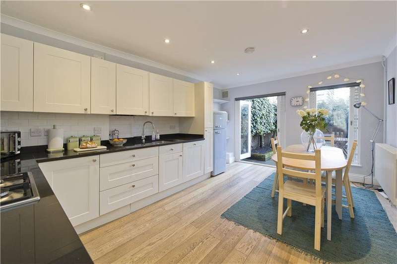 3 Bedrooms House for sale in Verity Close, Notting Hill W11