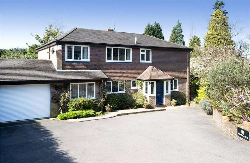 4 Bedrooms Detached House for sale in Yeomans Meadows, Sevenoaks, Kent, TN13