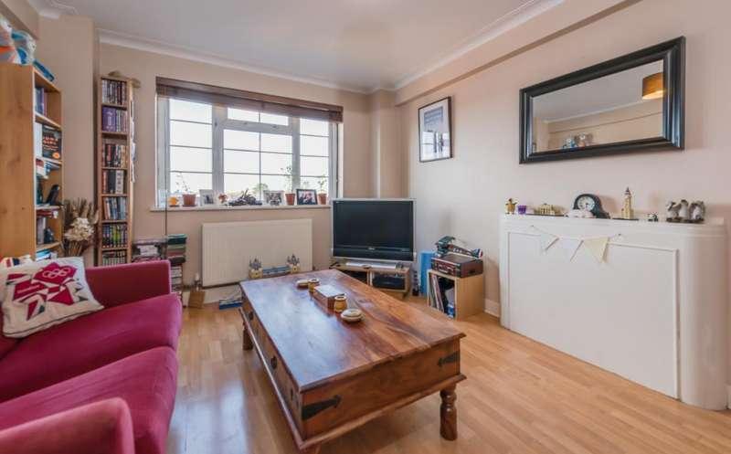 1 Bedroom Flat for sale in Ashford Court, Ashford Road, London, NW2