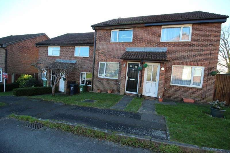 2 Bedrooms Terraced House for sale in Quebec gardens , Bursledon SO31