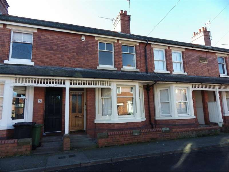 3 Bedrooms Terraced House for rent in Whitecross, Hereford