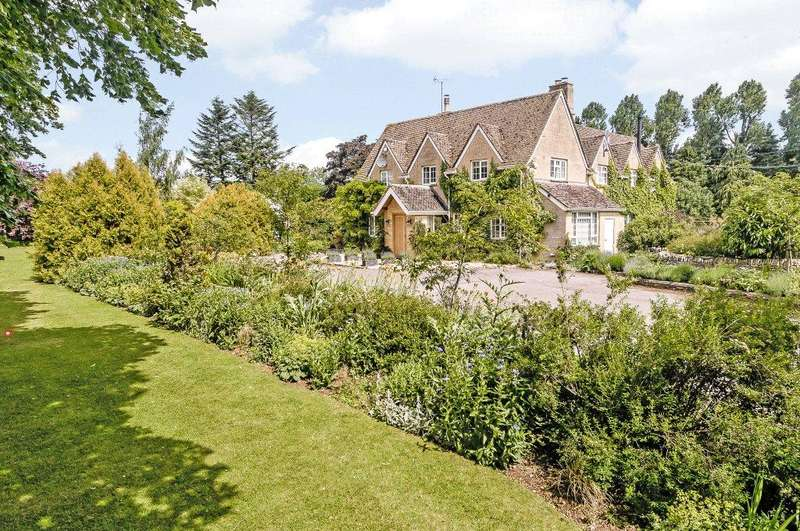 6 Bedrooms Detached House for sale in Bibury, Cirencester, Gloucestershire, GL7