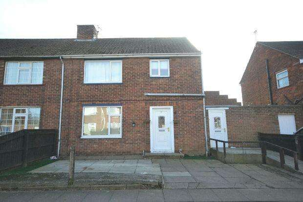 2 Bedrooms Semi Detached House for sale in Stainton Drive, Grimsby