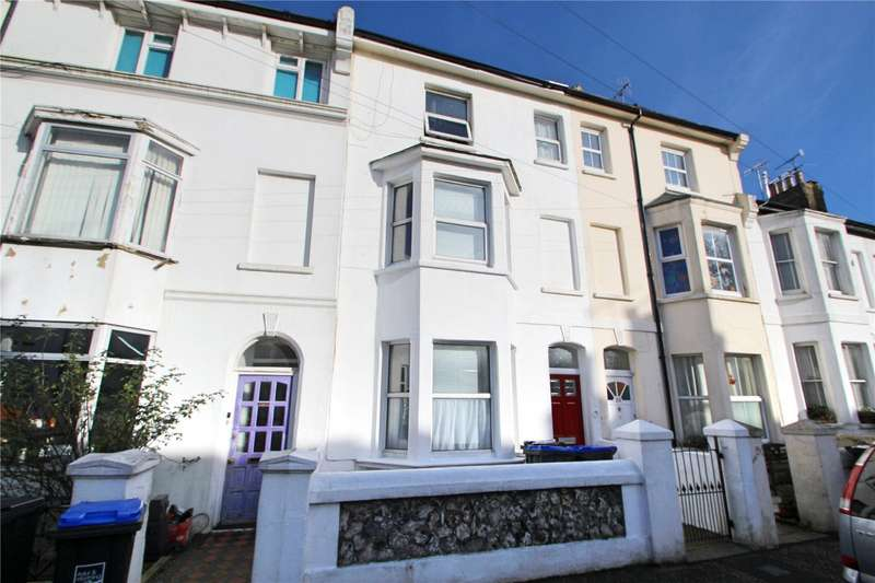 5 Bedrooms Terraced House for sale in Hertford Road, Worthing, West Sussex, BN11