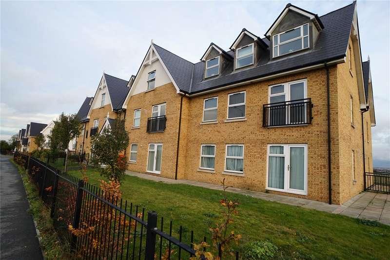 2 Bedrooms Flat for sale in Marshals Court, 36 Perry Street, Crayford, Dartford, DA1