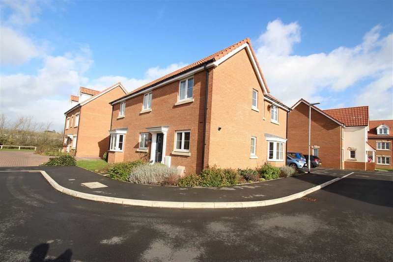 4 Bedrooms Detached House for sale in Helliker Close, Hilperton, Wiltshire, BA14