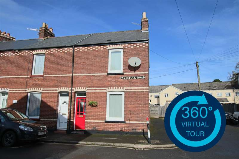 2 Bedrooms End Of Terrace House for sale in Tavistock Road, Exeter