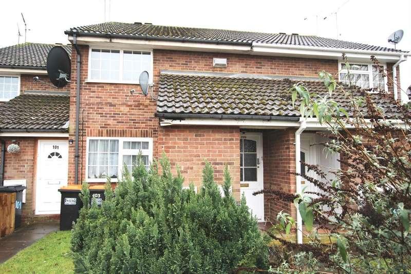 1 Bedroom Flat for sale in Cemetery Road, Houghton Regis