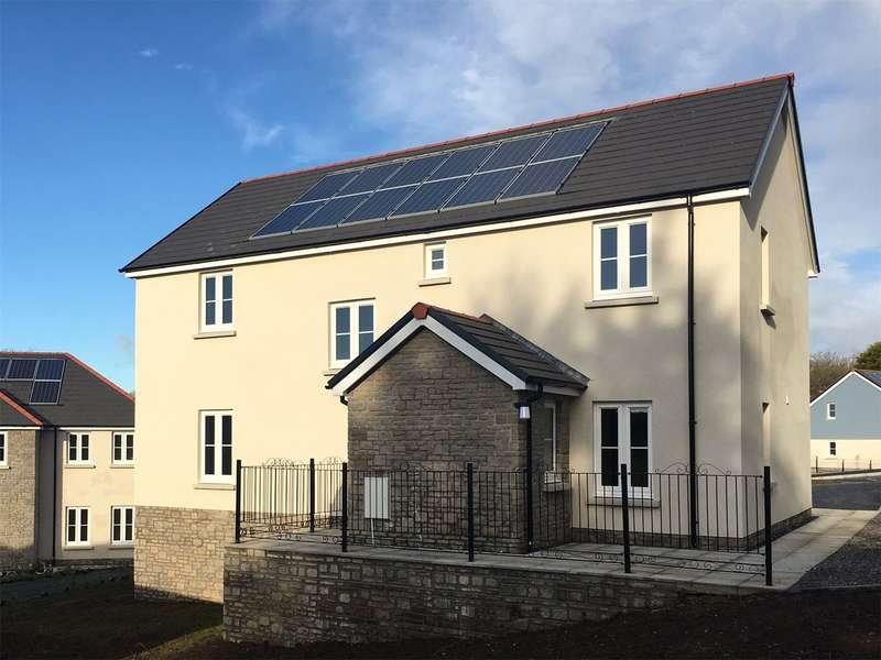 4 Bedrooms Detached House for sale in Amroth (Plot 26 SHOW HOME), Green Meadows Park, Narberth Road, Tenby