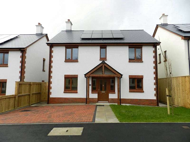 4 Bedrooms Detached House for sale in Plot 21, Phase 2, The Picton, Ashford Park, Crundale