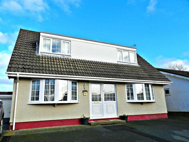 3 Bedrooms Detached Bungalow for sale in Elm Park, Crundale, Haverfordwest