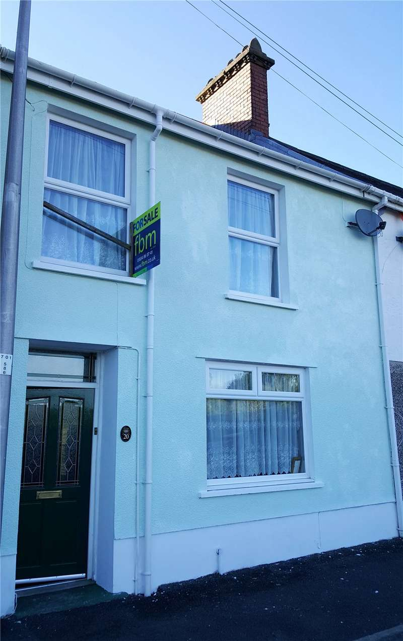 3 Bedrooms Terraced House for sale in St. Mary Street, Whitland, Sir Gaerfyrddin