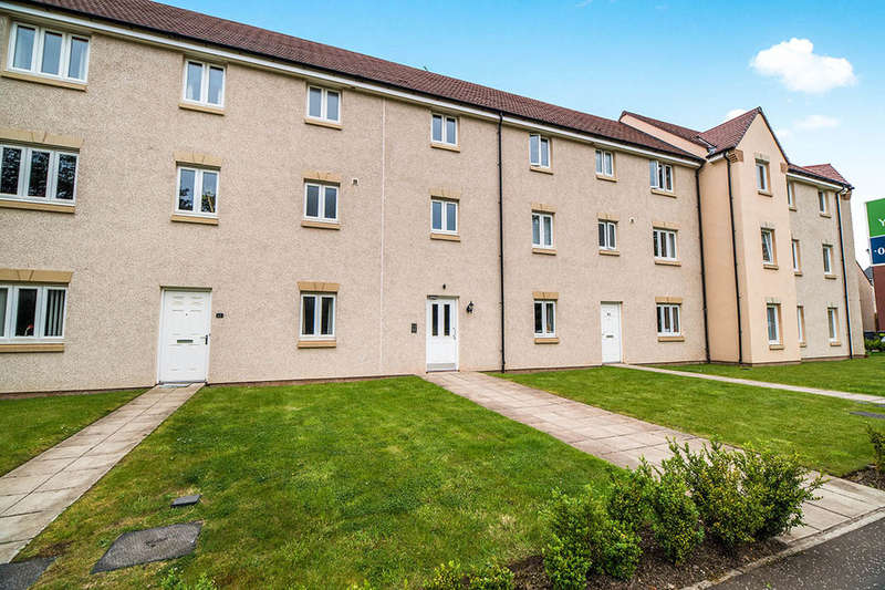 2 Bedrooms Flat for rent in Wester Kippielaw Drive, Dalkeith, EH22