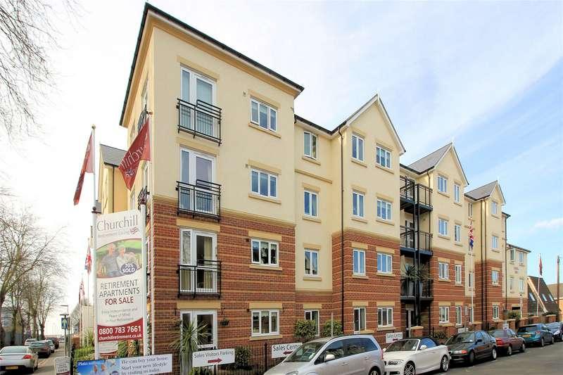 1 Bedroom Retirement Property for sale in Beaufort Lodge, Grove Road, Woking, Surrey, GU21
