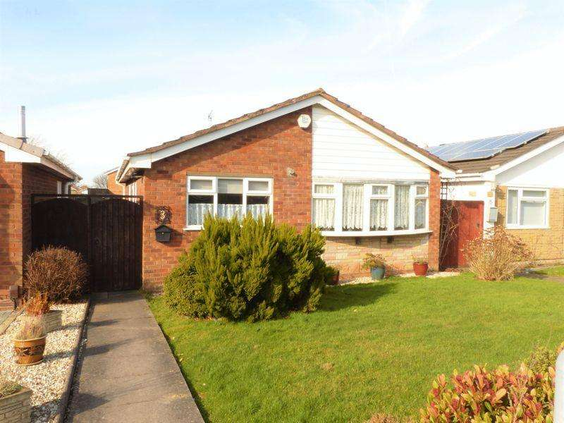 3 Bedrooms Detached Bungalow for sale in St Thomas Close, Aldridge, Walsall