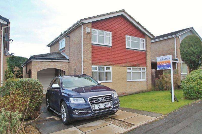 4 Bedrooms Detached House for sale in Runnymede, Nunthorpe