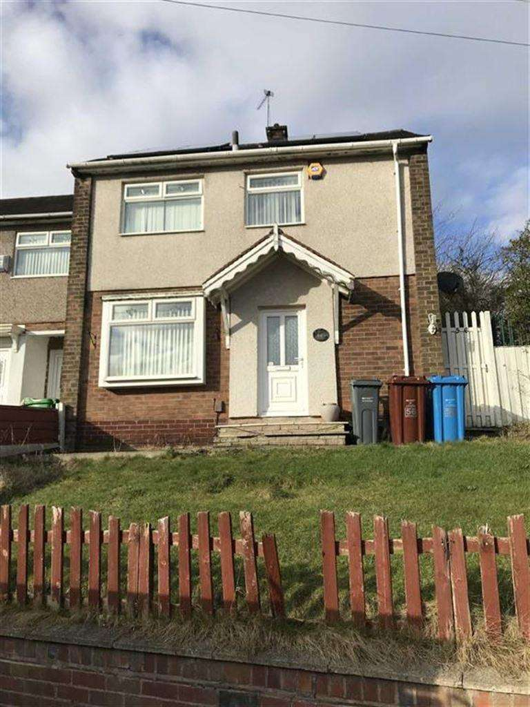 2 Bedrooms End Of Terrace House for rent in Sandy Hill Road, Blackley, Manchester