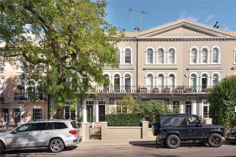 4 Bedrooms Terraced House for sale in Kensington Park Road, Notting Hill, London