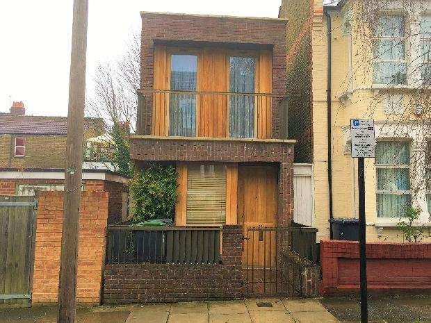 1 Bedroom Detached House for sale in MARYLAND ROAD Wood Green N22