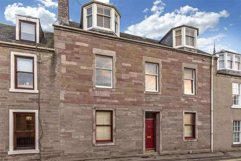 4 Bedrooms House for sale in 48 James Street, Perth, PH2