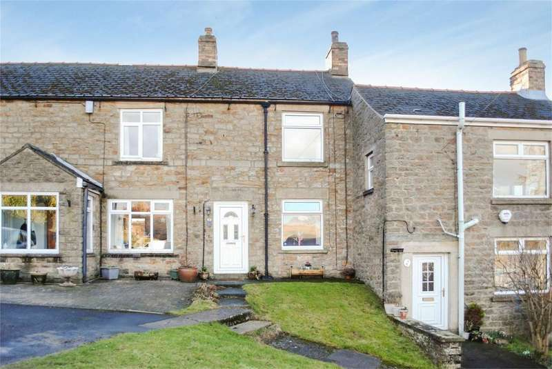 2 Bedrooms Cottage House for sale in The Green, Crawleyside, Stanhope, Bishop Auckland, County Durham