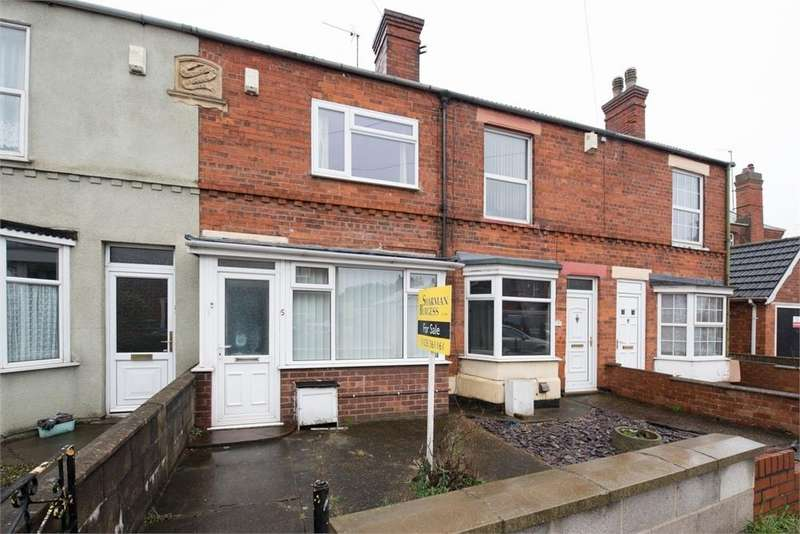 3 Bedrooms Terraced House for sale in Brothertoft Road, Boston, Lincolnshire