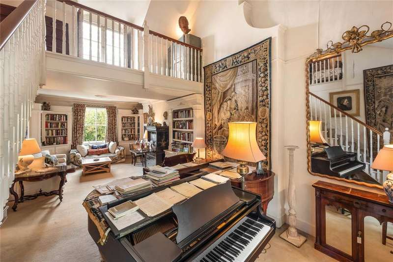 7 Bedrooms Terraced House for sale in Bassett Road, North Kensington, London