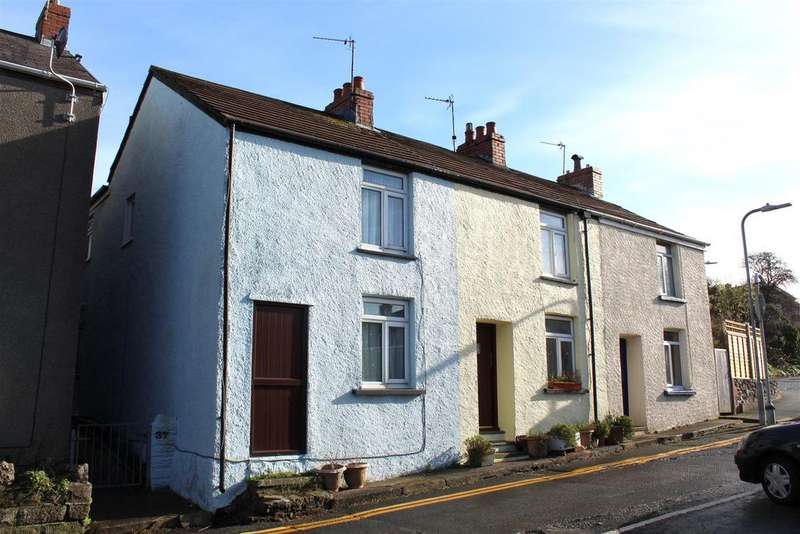 3 Bedrooms Semi Detached House for sale in Thistleboon Road, Mumbles