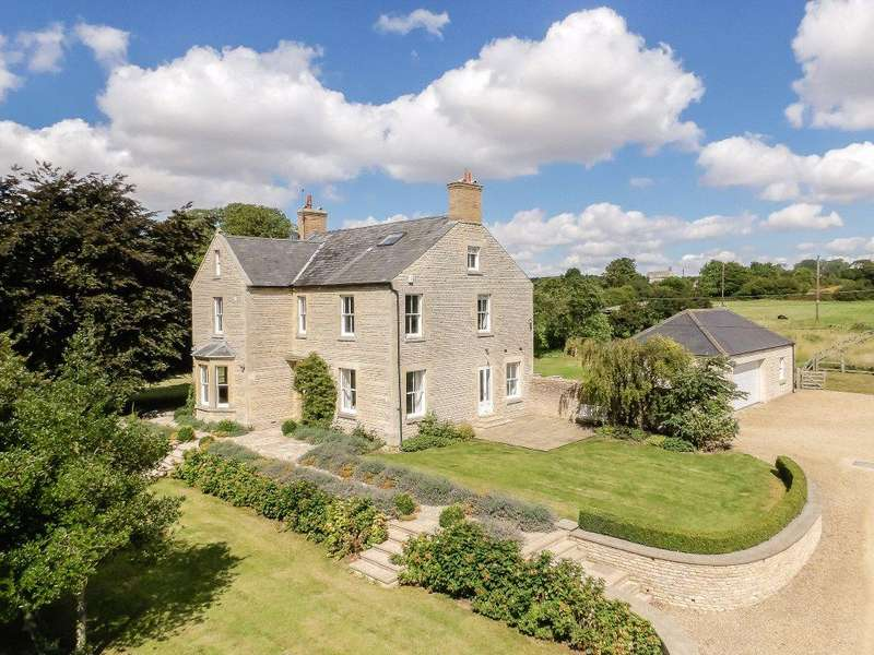 6 Bedrooms Detached House for sale in Pickworth, Stamford, Rutland