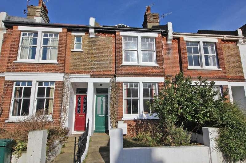3 Bedrooms Terraced House for sale in Sandgate Road, Brighton BN1