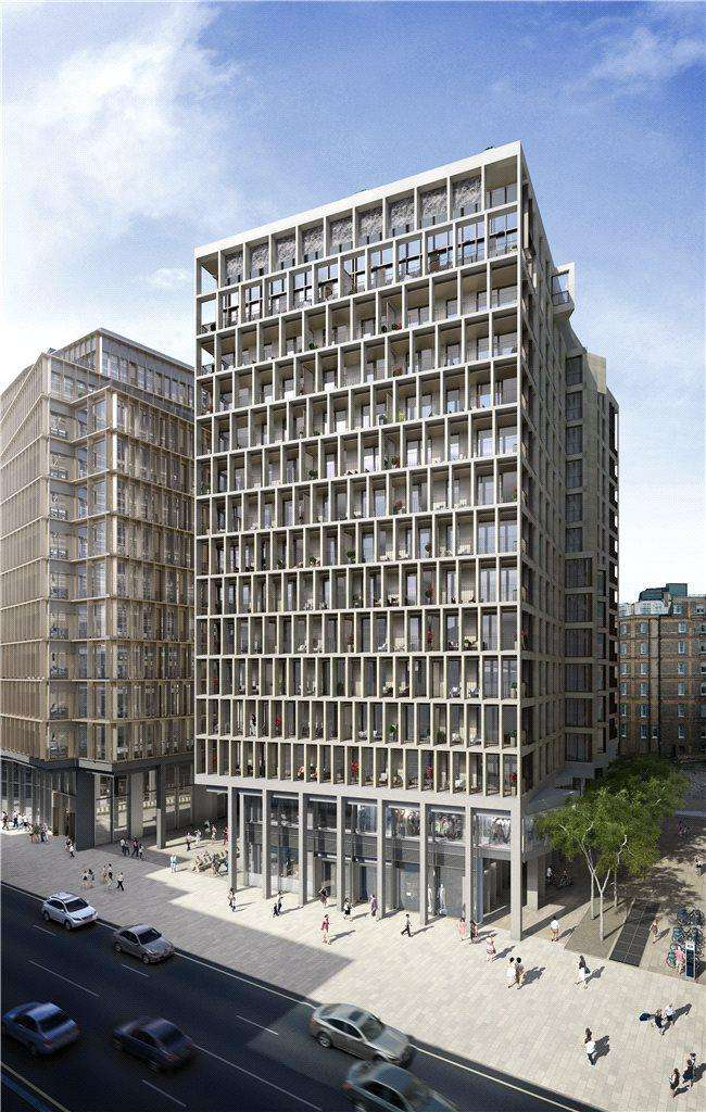 2 Bedrooms Flat for sale in Kings Gate Walk, London