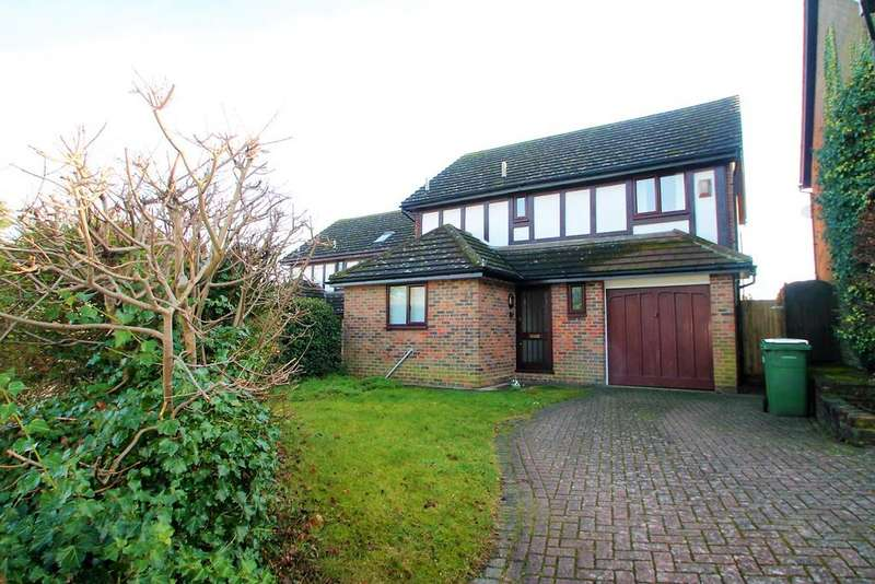 4 Bedrooms Detached House for rent in Bower Mount Road, Maidstone, Kent, ME16 8A