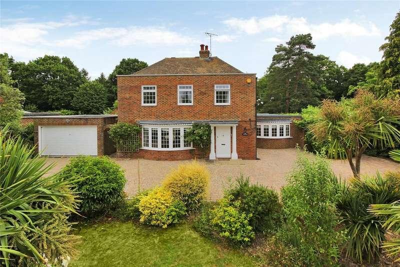 5 Bedrooms Detached House for sale in Frensham Road, Rolvenden Layne, Cranbrook, Kent