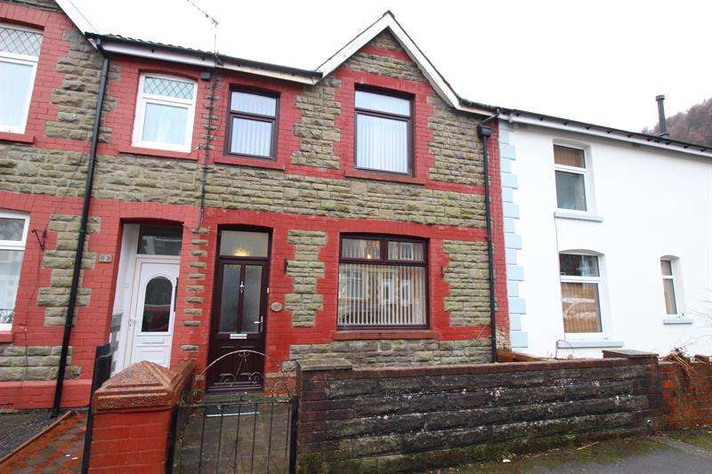 3 Bedrooms Terraced House for sale in Grove Street, Llanbradach, Caerphilly