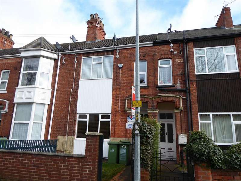 2 Bedrooms Flat for sale in Abbey Drive East, Grimsby
