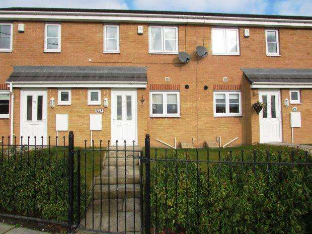 2 Bedrooms Terraced House for sale in MORTON CLOSE, MURTON, SEAHAM DISTRICT