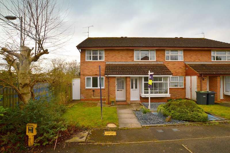 2 Bedrooms Maisonette Flat for sale in Campania Grove, Luton, Bedfordshire, LU3 4DD