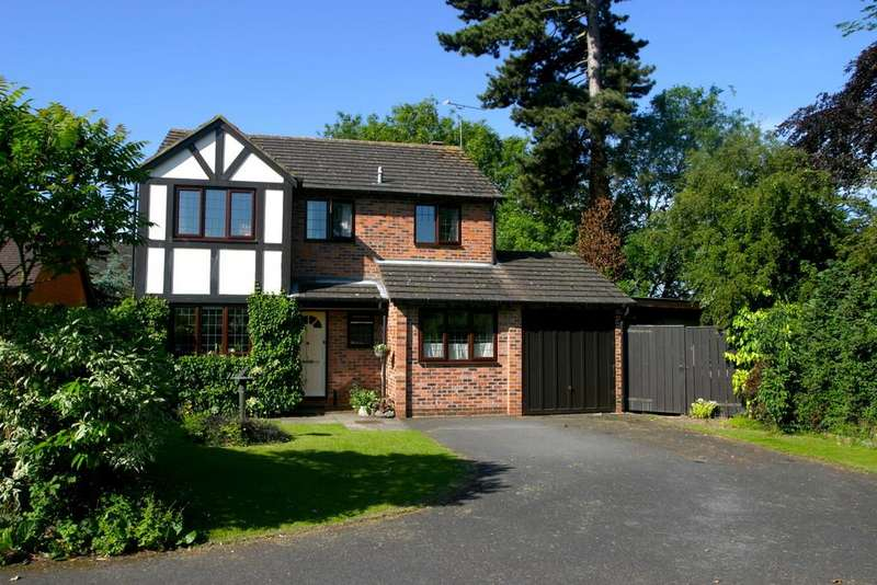 4 Bedrooms Detached House for sale in Station Road , Broughton Astley