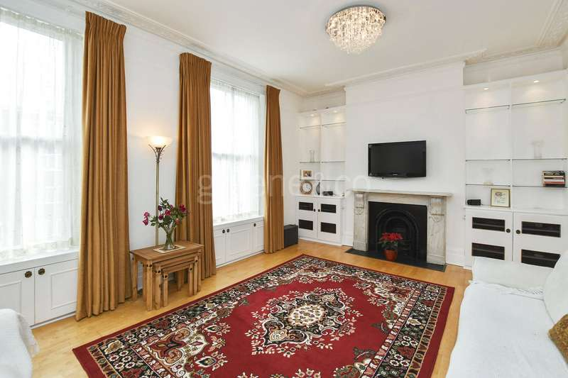 3 Bedrooms Flat for sale in Belsize Road, South Hampstead, London, NW6