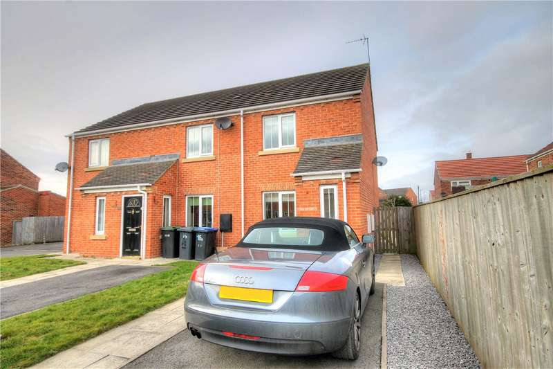 2 Bedrooms End Of Terrace House for sale in Ivy Way, Pelton, Chester Le Street, DH2