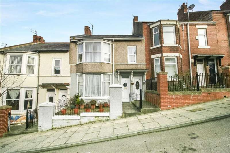 2 Bedrooms Flat for sale in Howard Street, Gateshead, Tyne And Wear