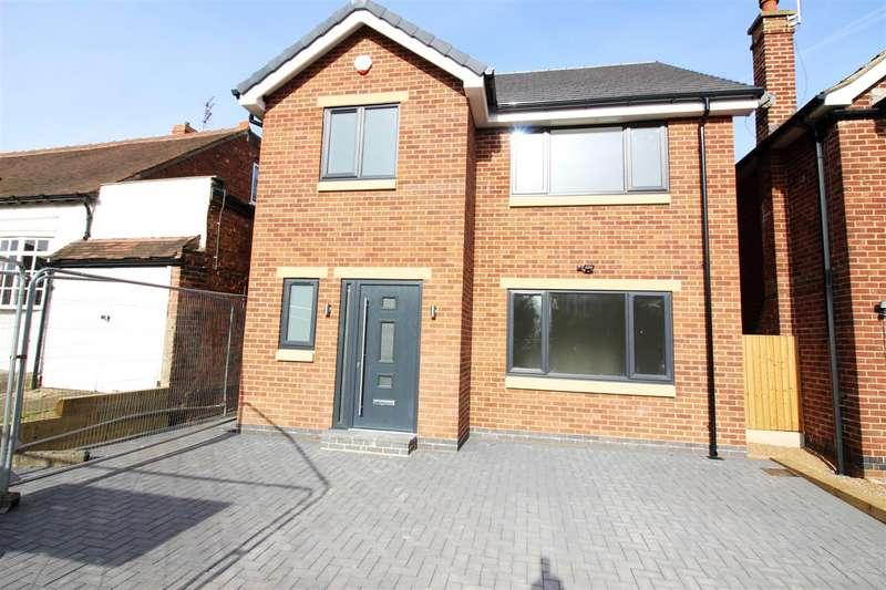 5 Bedrooms Detached House for sale in Stanton Road, Sandiacre, Nottingham