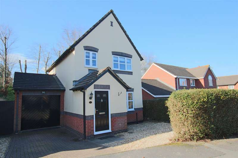 3 Bedrooms Detached House for sale in Gittisham Close, Exeter