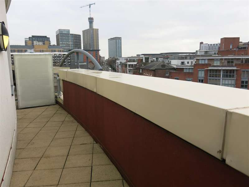 2 Bedrooms Apartment Flat for sale in Brindley Point, 20 Sheepcote Street, Birmingham