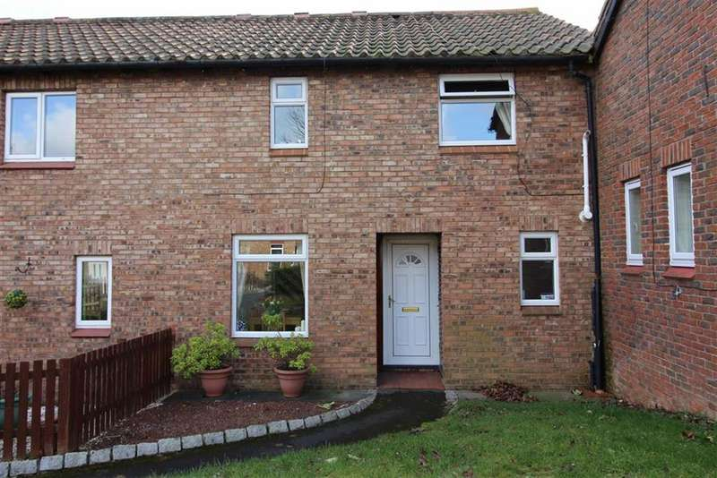 3 Bedrooms Terraced House for sale in Cuillin Close, Lambton, Washington